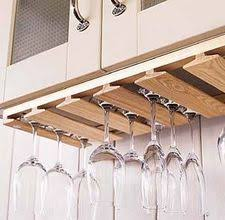 How to Build a Wooden Wineglass Rack