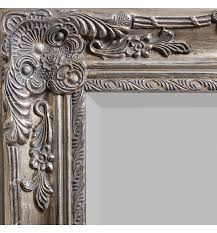 hampshire leaner mirror silver my