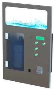 Window Water Vending Machine Awesome Vending Purified Water Window Stainless Steel Maya Vending