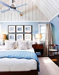 Bedrooms In Blue And White | Tree House Cafe