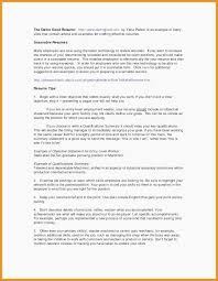 Resume Objective Statement Unique Resume Cover Letter Examples Law