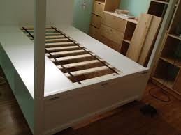 Ana White | Canopy Storage Bed - DIY Projects