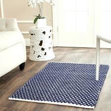 4 x 4 rug handmade navy blue cotton rug x 4 x 4m rug 4 x 4 rug