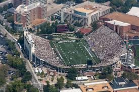 Vanderbilt Stadium Vanderbilt Commodores Stadium Journey