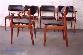 memorable erik buck danish mid century modern teak dining chairs o d mobler denmark