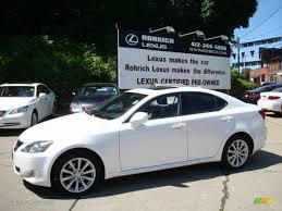 lexus is 250 2008 white.  White Starfire White Pearl Lexus IS On Is 250 2008