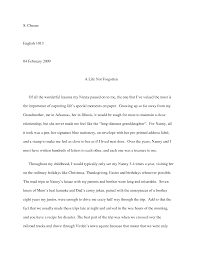 A Descriptive Essay Example   Genetta If You Want To Get Ahead     Descriptive Free Essays and Papers