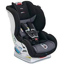 Britax Marathon Clicktight Convertible Car Seat 1 Layer Impact Protection Rear Forward Facing 5 To 65 Pounds Verve