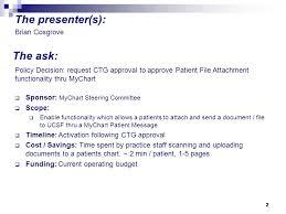 My Chart Ucsf Ucsf Medical Center Ctg April 3 2014 Project Mychart