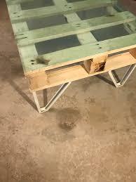 ... Coffee Table, Beautiful Light Green Rectangle Rustic Wood Plastic Leg Plexiglass  Coffee Table Idea As ...