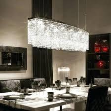 rectangular crystal chandelier rectangular crystal chandelier dining room raindrop design rectangular crystal drop chandelier