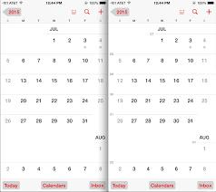 Week Number Calendar How To Show Week Numbers In Calendar For Iphone Ipad