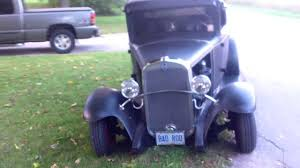 1931 Chevy 5 Window Coupe - YouTube