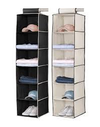 hanging closet organizer ideas. Brilliant Ideas 17 Appealing Hanging Closet Organizers Photograph Idea Intended Organizer Ideas O