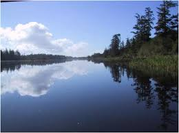 kress lake. lommis lake kress
