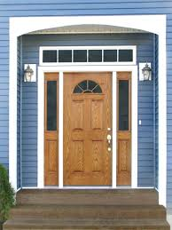 wood front door with sidelights entry door with sidelight and transom medium size of fiberglass double entry doors sidelights home depot steel entry door