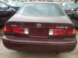 Toyota Camry 2001 Model For Sale - Autos - Nigeria