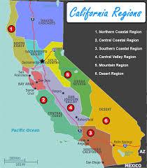California Regions California Regions Information Media Literacy Technology