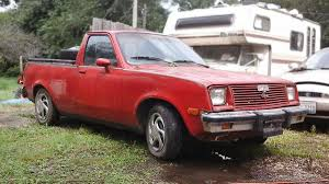 Drill, Baby! 1981 Chevrolet Chevette Diesel Pickup