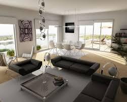 Bachelor Pad Bedroom Furniture Sophisticated Modern Living Room Design With Comfy Beige Couch Set