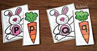 Letter Practicing Easter Abc Letter Matching Preschool Play And Learn