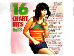 Details About 16 Chart Hits Vol 3 Lp Unknown Artist 1972 2870 194 Id 15506