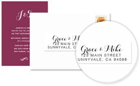 Print Wedding Address Labels Guest List Manager By Wedding Spot