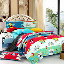 boy bedding sets full surprise size kid the most cars queen kids bed cover set interiors