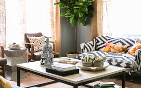Artfully Eclectic Living Rooms Homepolish Inspiration Eclectic Living Room