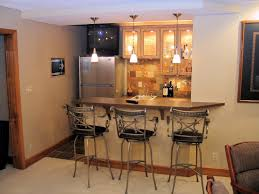 Plain Basement Bar Ideas On A Budget Home Design And Decorating