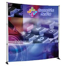 Free Standing Display Boards For Trade Shows Customized Exhibit Floor Displays For Trade Shows and Expos 73