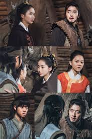 """Kim So Hyun And Kang Ha Neul Share Important Words With Their Children In """" River Where The Moon Rises"""""""