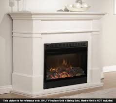 carrier for awesome large electric fireplace insert