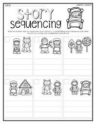 Story Sequencing Worksheets — proworksheet.com
