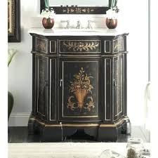 black bathroom vanities collection antique style vanity free today 48 inch