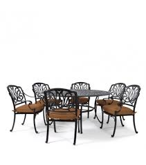 biscayne 7 piece outdoor dining set