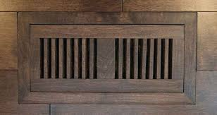brilliant covers flushmount vent covers barrie flushmount floor register with wood