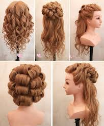 professional bridal make up and hairstyling course