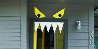 classroom door decorations for halloween. Halloween Classroom Door Decorating Contest Ideas Halloweendoor Decorations · \u2022. Calm For 5