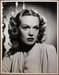 RITA JOHNSON LARGE FORMAT 1941 ACTRESS PORTRAIT PHOTO   #102044536