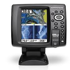 Humminbird Chart Select 698ci Hd Si Combo