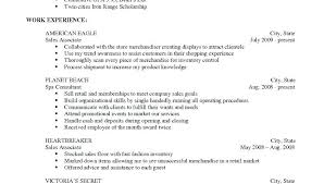 Financial Skills Resume