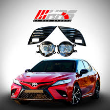 2017 Toyota Camry Led Fog Lights Hrs 2018 20 Toyota Camry Led Fog Lights With Covers