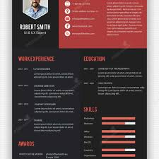 Professional Resumes Templates Free Creative Professional Resume Template Free Psd Psdfreebies For 7