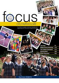 focus on fairholme edition by info design online issuu