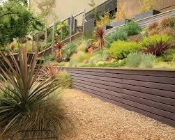 Garden Retaining Wall Ideas Creative Simple Decorating