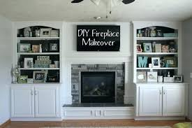 fireplace shelving built in shelves around fireplace image of how to build in bookcases around fireplace fireplace shelving