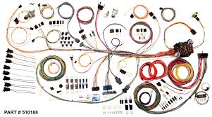 1964 1967 pontiac gto restomod wiring system Car Wiring Harness at Updated Wiring Harness
