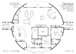 dome house plans. Wonderful Plans Floor Plan DL8001 And Dome House Plans F