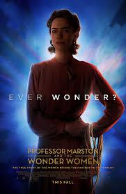 Amazon Com Kirbis Professor Marston The Wonder Women Movie Poster 18 X 28 Inches Posters Prints